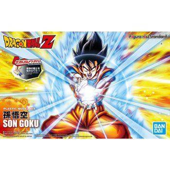 Son Goku Figure Rise Kit Package Renewal Version Box