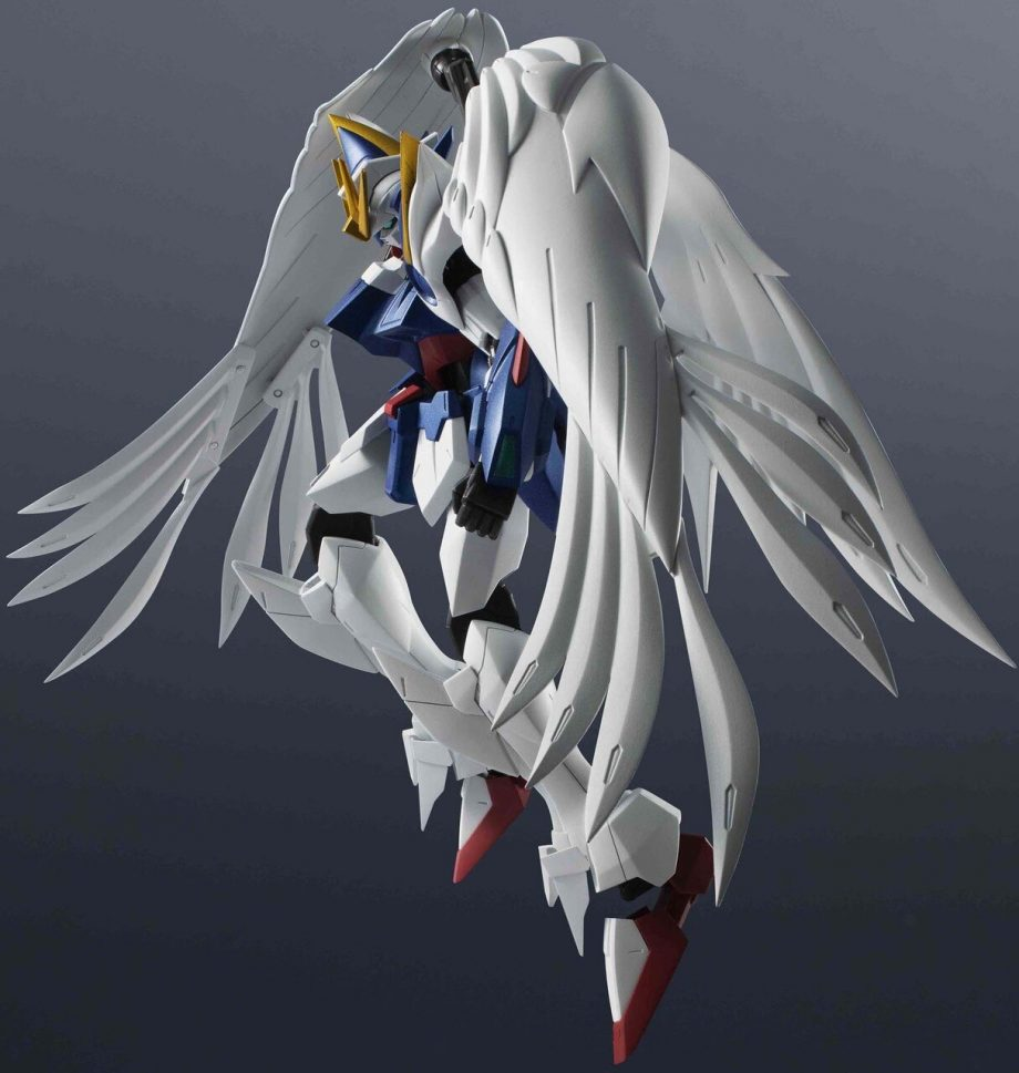 Gundam Universe Wing Gundam Zero EW Pose 2