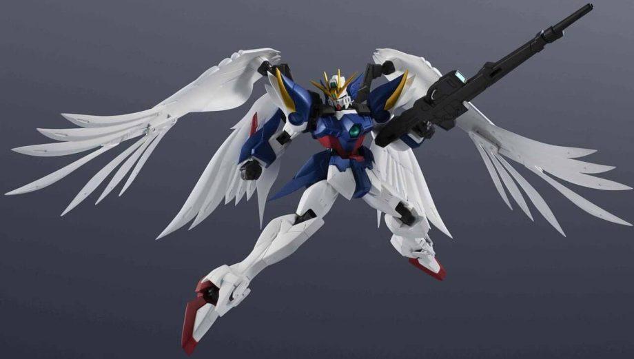 Gundam Universe Wing Gundam Zero EW Pose 3