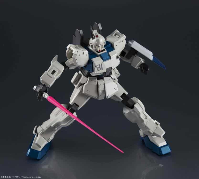 Gundam Universe Gundam Ez8 Pose 4