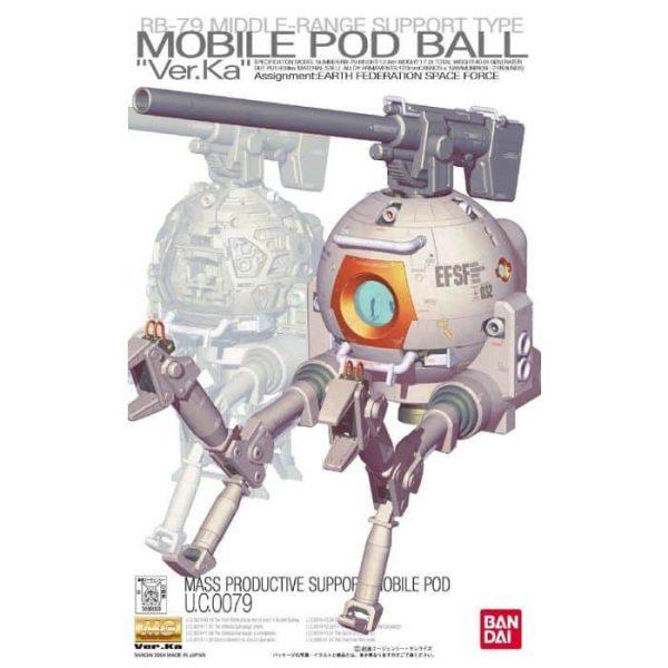 mobile pod ball