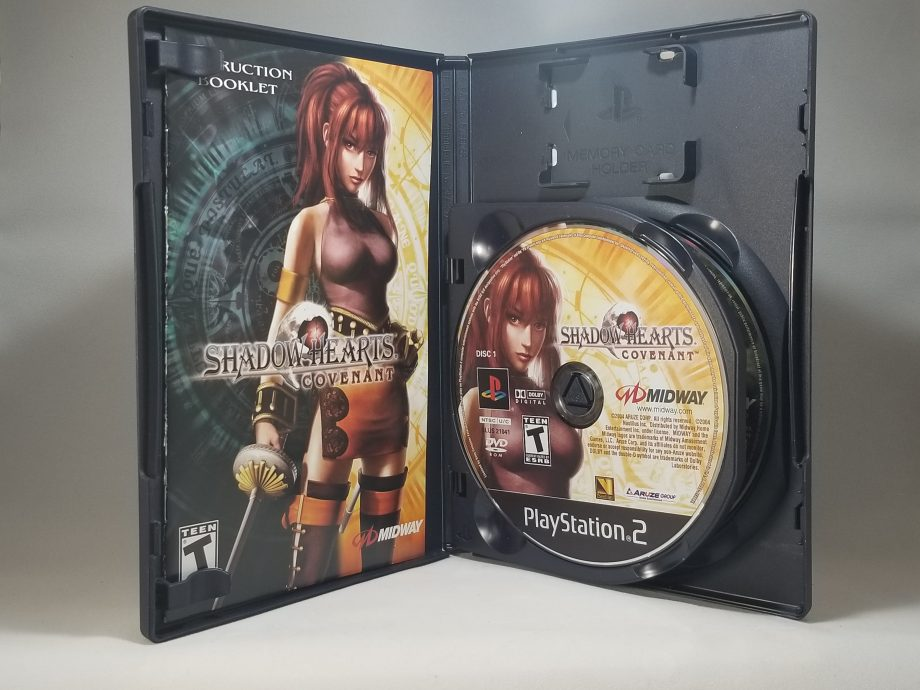Shadow Hearts Covenant Disc 1