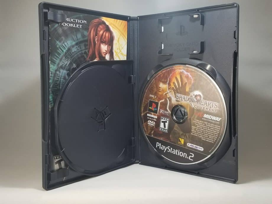 Shadow Hearts Covenant Disc 2