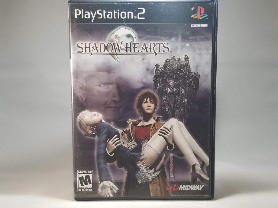 Shadow Hearts Front