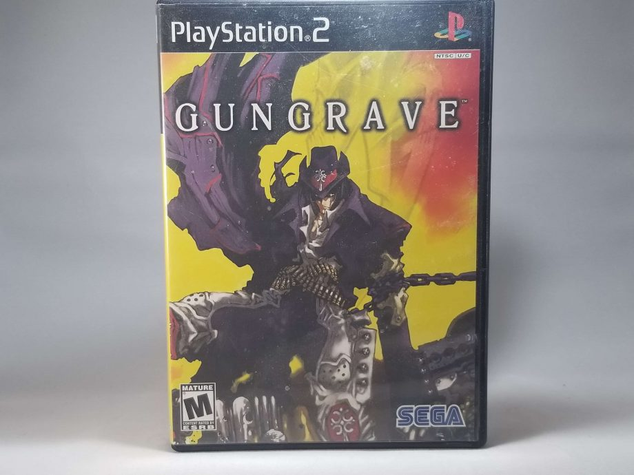 Gungrave Front