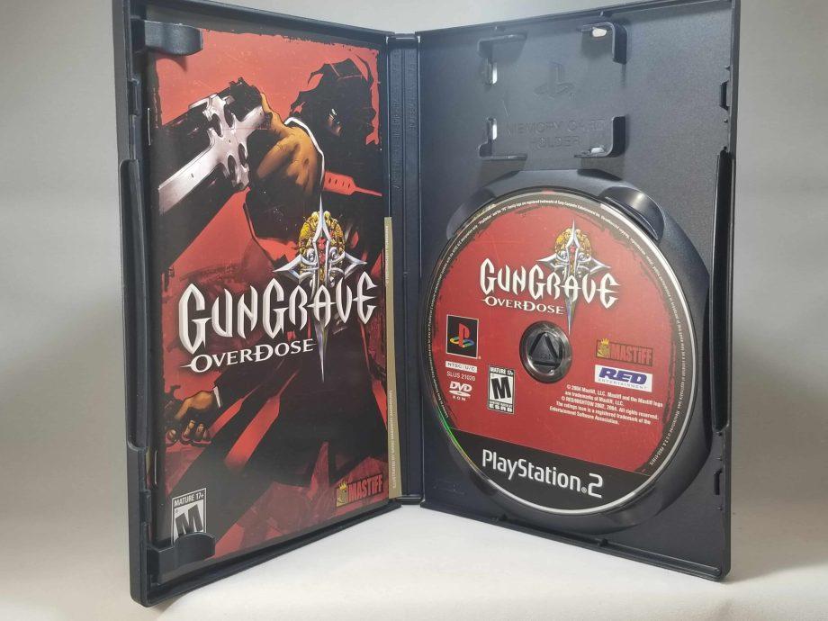 Gungrave Overdose Disc