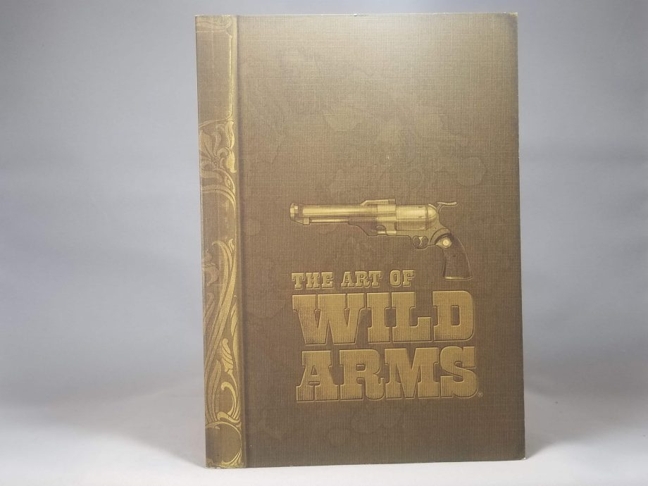 Wild Arms 5 Anniversary Edition Book 1