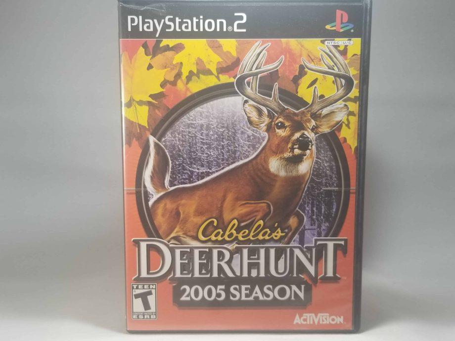 Cabela's Deer Hunt 2005 Season Front