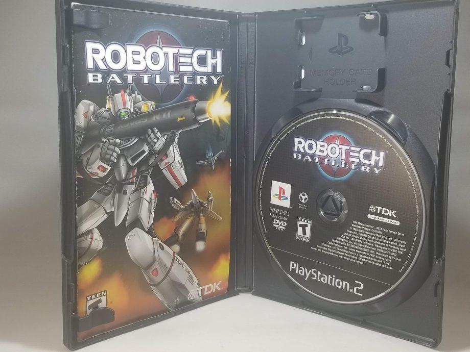 Robotech Battlecry Disc