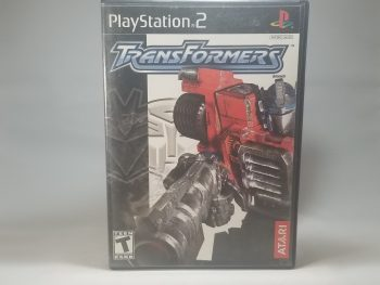 Transformers Front
