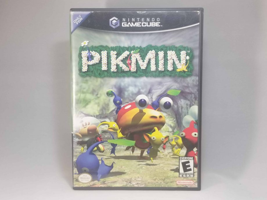 Pikmin Front