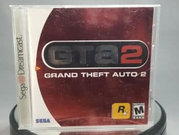 Grand Theft Auto 2 Front