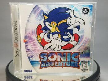 Sonic Adventure Front