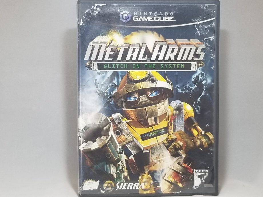 Metal Arms Glitch In The System Front