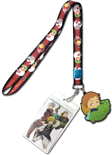 Meliodas, Ban and King Lanyard
