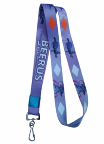 Dragon Ball Super Beerus Lanyard