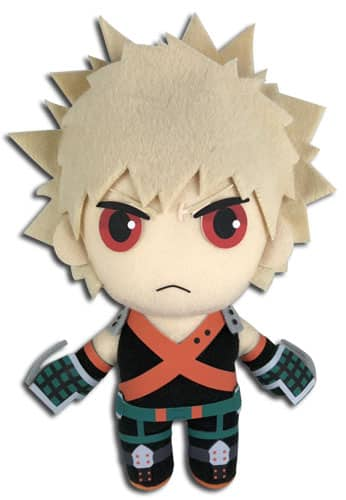 Bakugo Hero Costume Plush