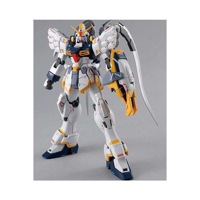 Master Grade XXXG-01SR Gundam Sandrock EW Version Pose 1