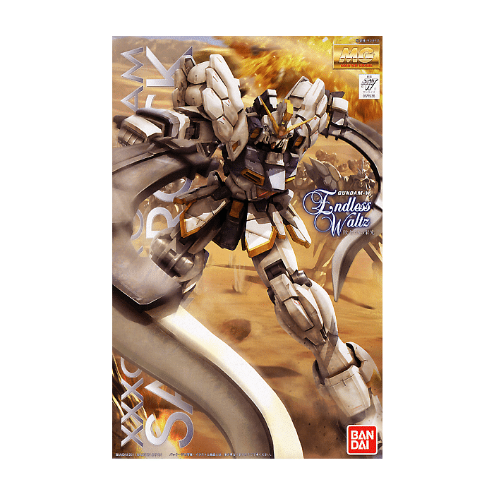 Master Grade XXXG-01SR Gundam Sandrock EW Version