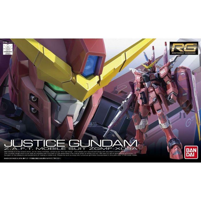 Real Grade Justice Gundam