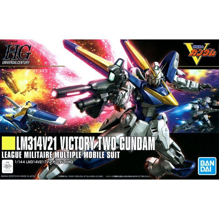 High Grade Victory 2 Gundam Box