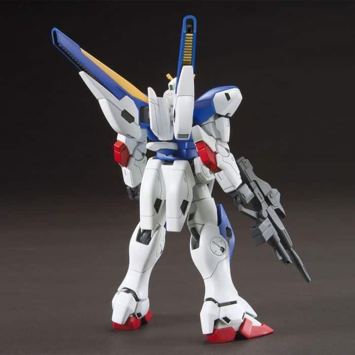 High Grade Victory 2 Gundam Pose 2