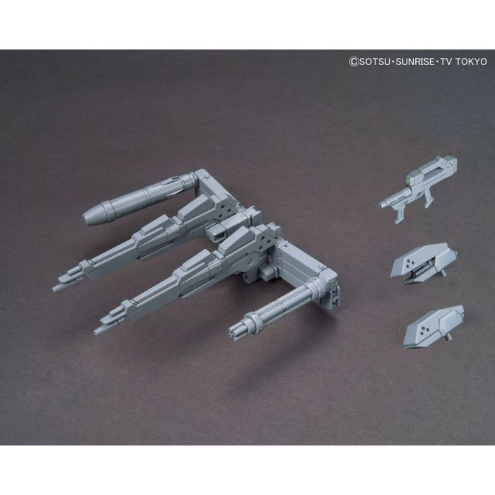 1/144 Powered Arms Powereder Pose 1