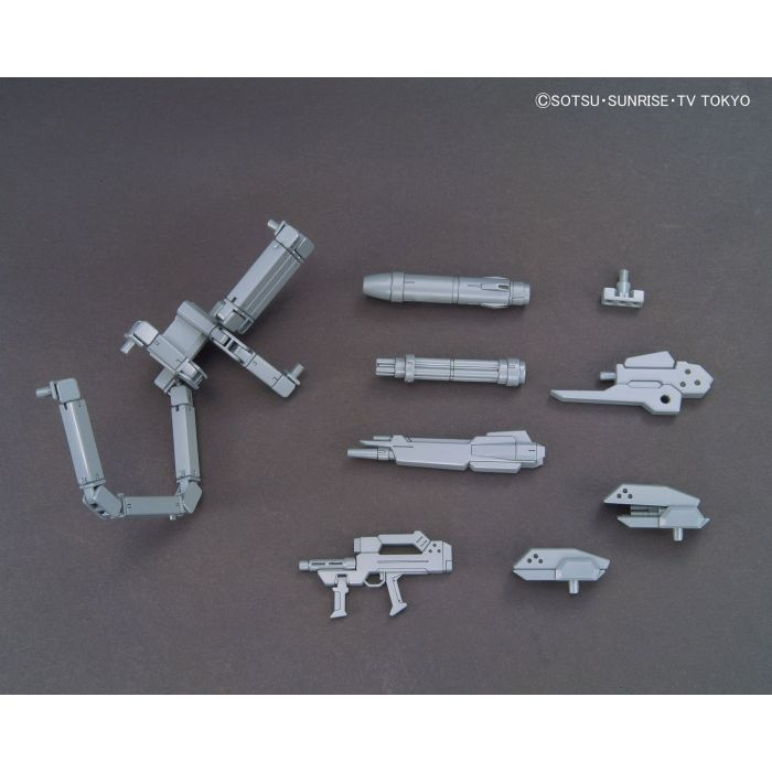 1/144 Powered Arms Powereder Pose 2