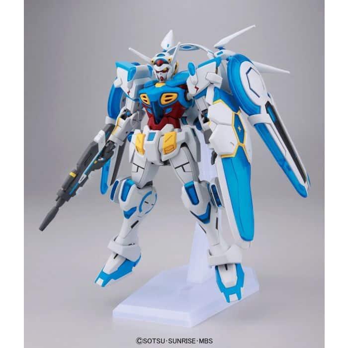 High Grade Gundam G Self Perfect Pack Pose 1