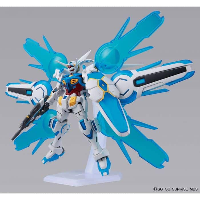 High Grade Gundam G Self Perfect Pack Pose 2