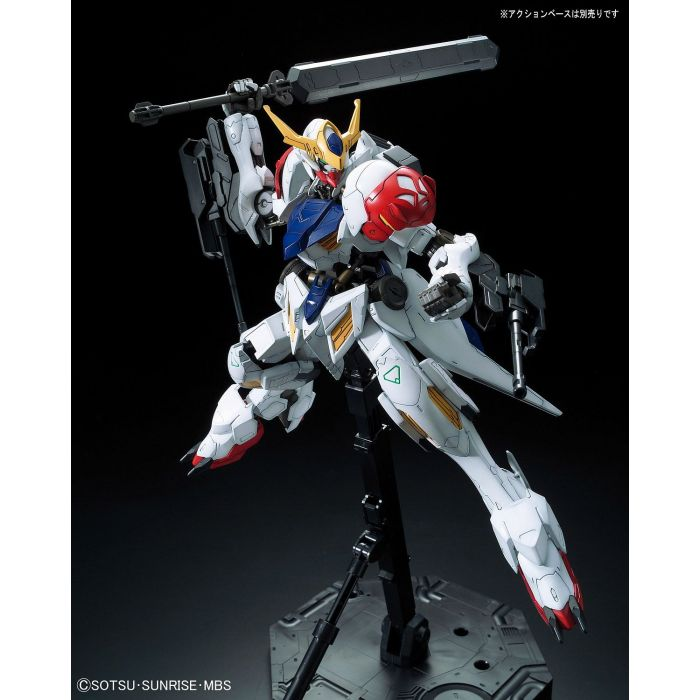 Full Mechanics 1/100 Gundam Barbatos Lupus Pose 2