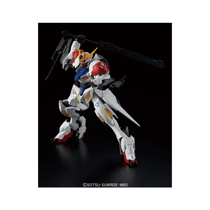 Full Mechanics 1/100 Gundam Barbatos Lupus Pose 3