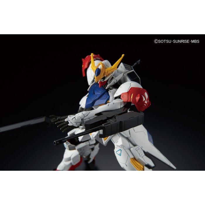 Full Mechanics 1/100 Gundam Barbatos Lupus Pose 4