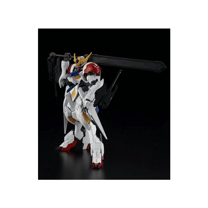 Full Mechanics 1/100 Gundam Barbatos Lupus Pose 5