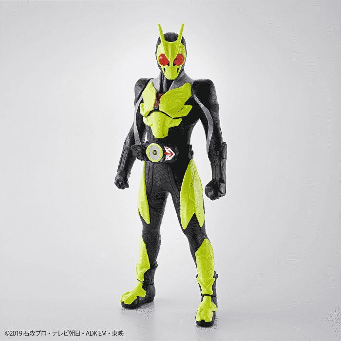 Entry Grade Kamen Rider Zero One Rising Hopper Pose 1