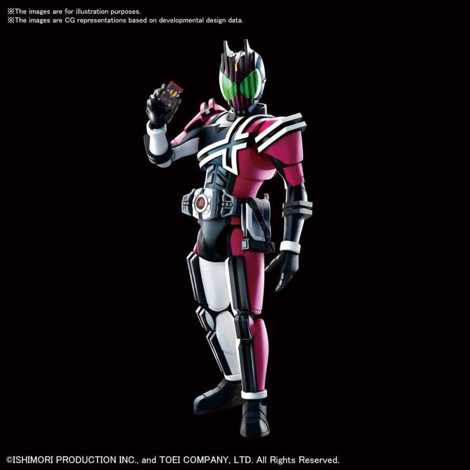 Masked Rider Decade Figure Rise Standard Pose 2