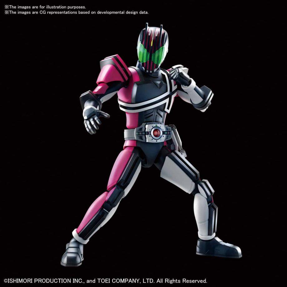 Masked Rider Decade Figure Rise Standard Pose 1