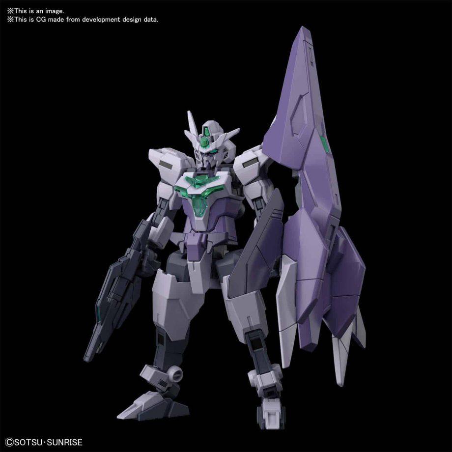 1/144 High Grade Core Gundam II G3 Colors Pose 2