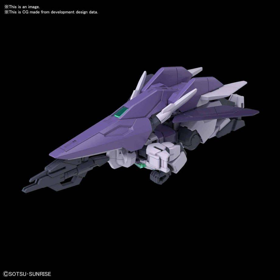 1/144 High Grade Core Gundam II G3 Colors Pose 4