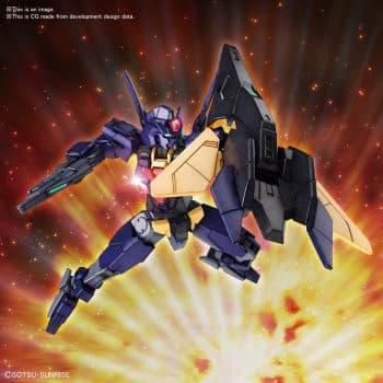 High Grade Core Gundam II Titans Colors Pose 1