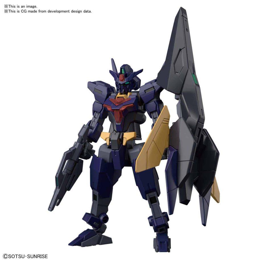 High Grade Core Gundam II Titans Colors Pose 2