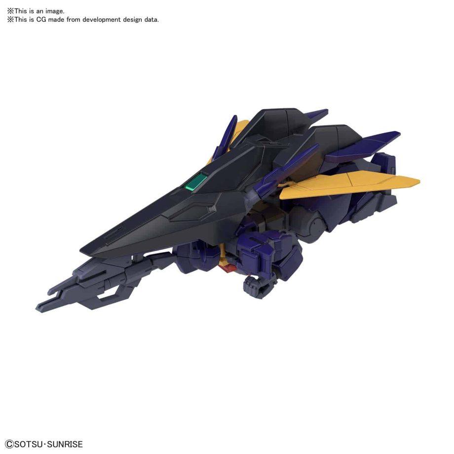 High Grade Core Gundam II Titans Colors Pose 4