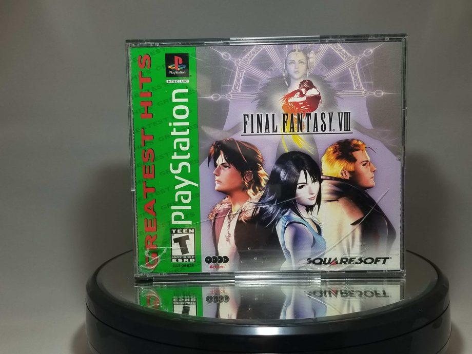 Final Fantasy VIII Front
