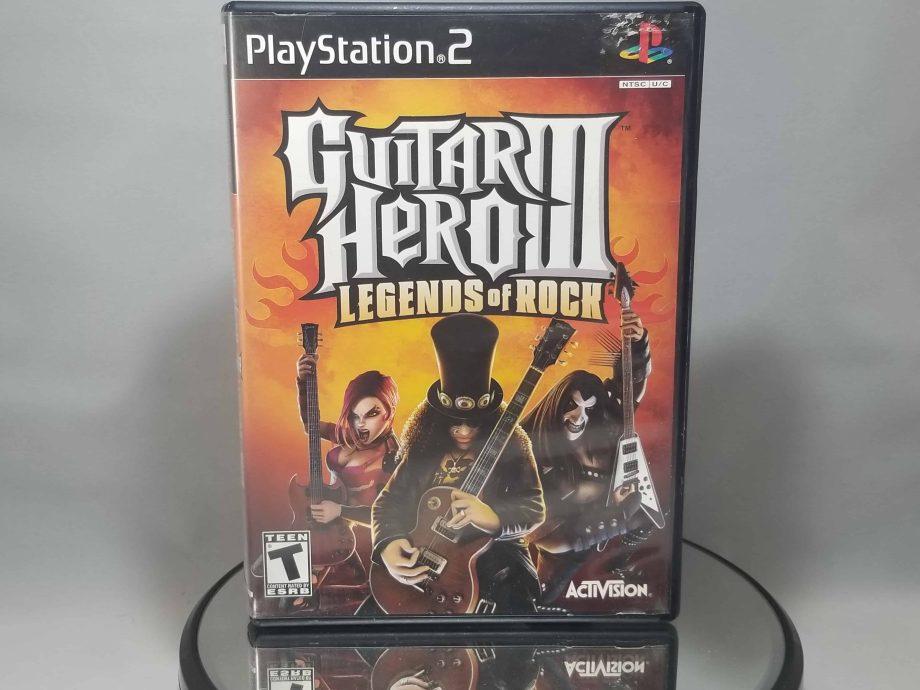 Guitar Hero III Legends Of Rock Front