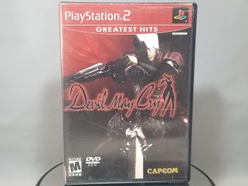 Devil May Cry Front