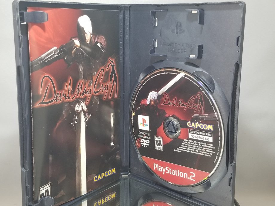 Devil May Cry Disc