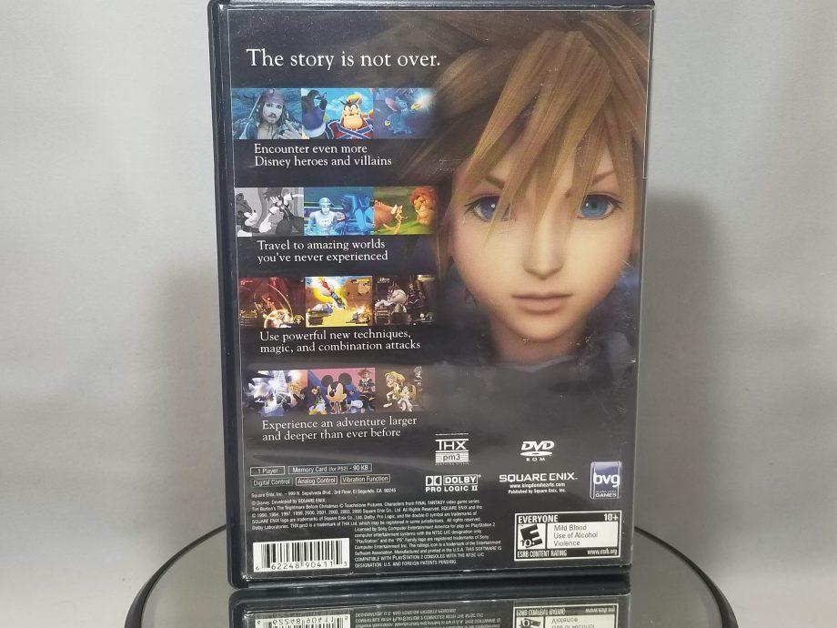 Kingdom Hearts II Back