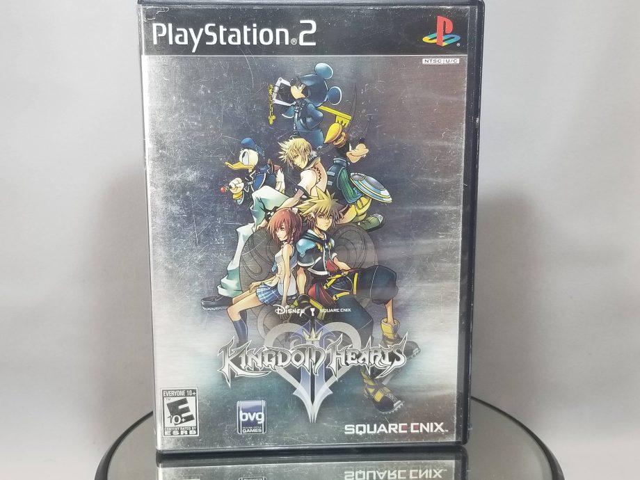 Kingdom Hearts II Front
