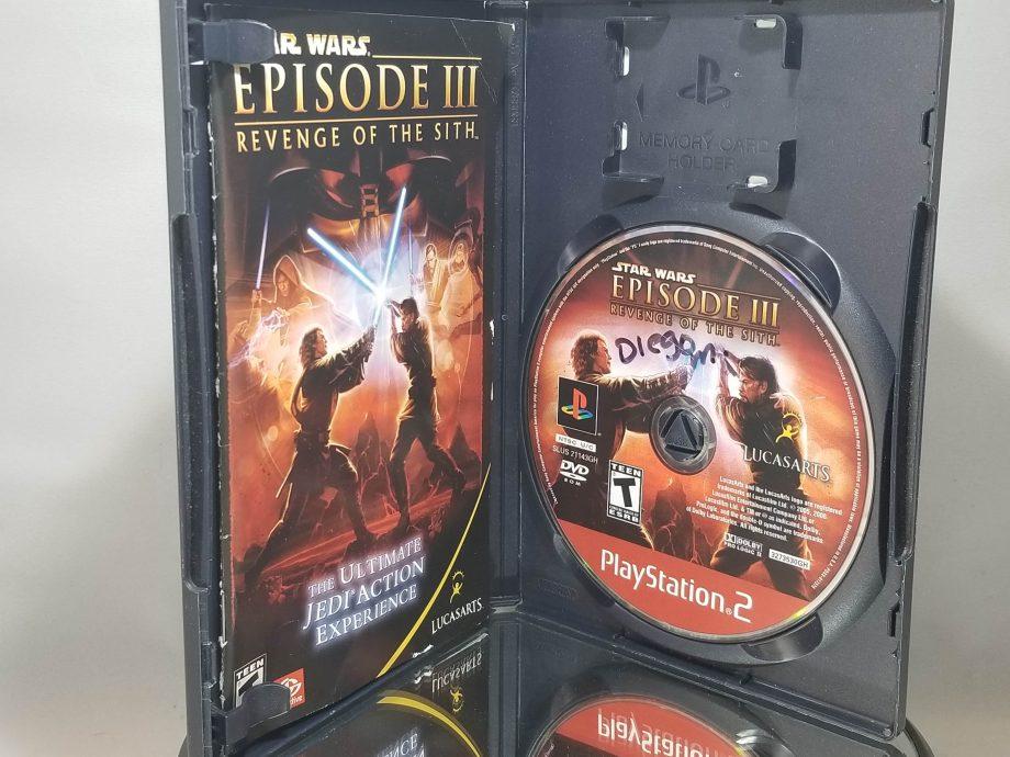 Star Wars Episode III Revenge Of The Sith Disc