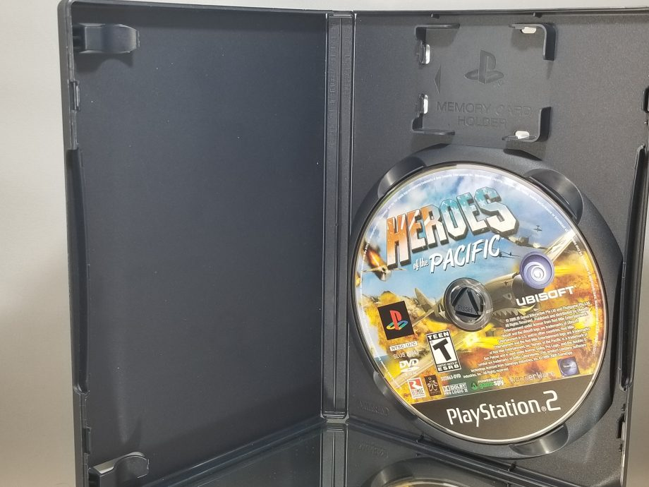 Heroes Of The Pacific Disc